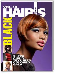 HAIR'S HOW, Vol. 14: BLACK