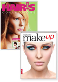 HAIR'S HOW, Vol. 1 Collections + Vol. 17: Make Up